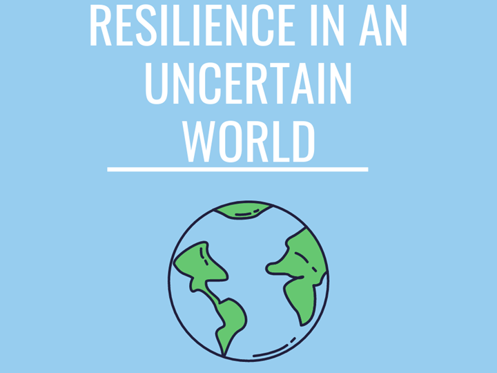 Resilience in an Uncertain World