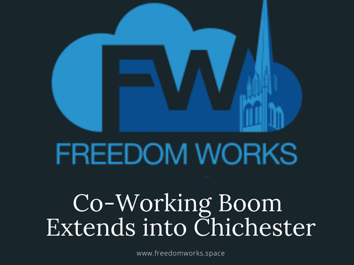 Co-Working Boom Extends into Chichester!