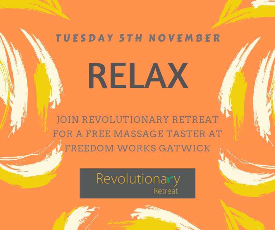 Revolutionary Retreat at Freedom Works Gatwick