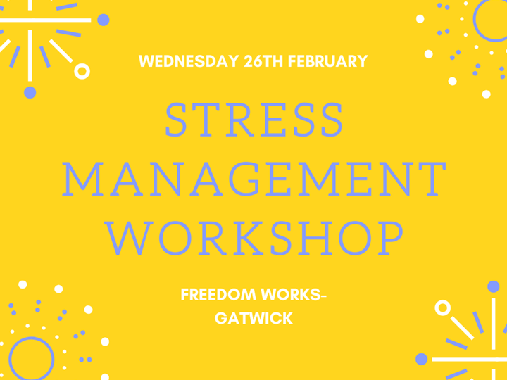 Stress Management Workshop- Wings Wellbeing