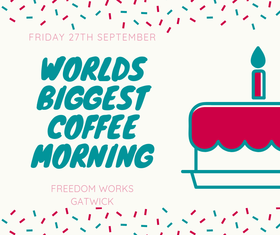 Worlds Biggest Coffee Morning for Macmillan Cancer Support