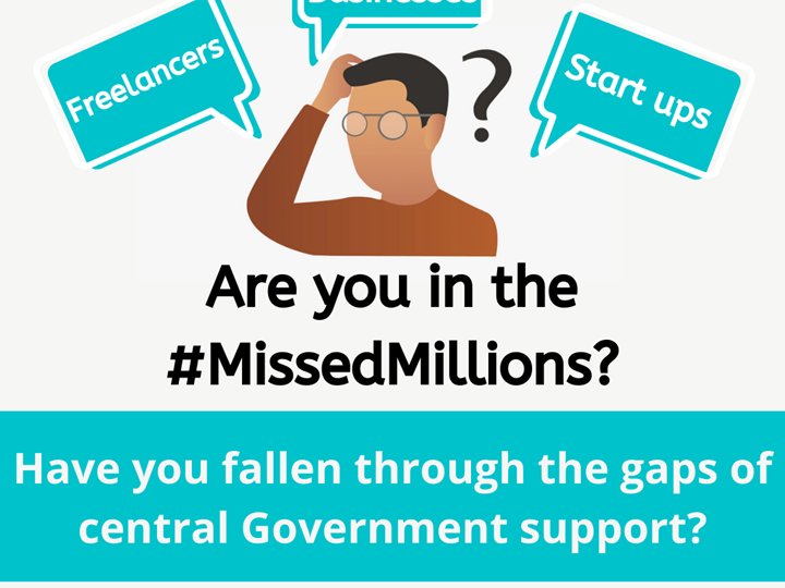 #MissedMillions It is time for your voice to be heard