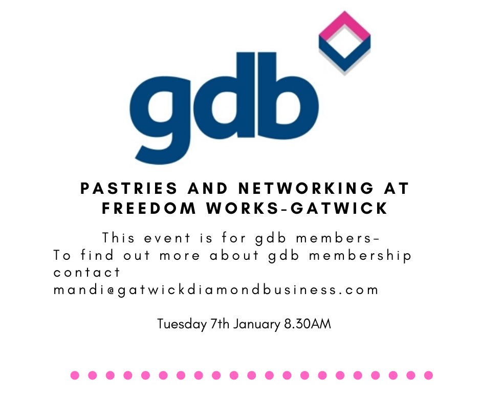 gdb Pastries and Networking at Freedom Works